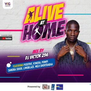 Alive At Home Mix – Dj Victor256